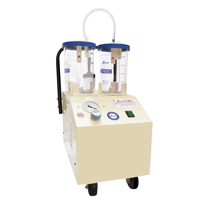 Hi-Vac-Jr Suction Unit