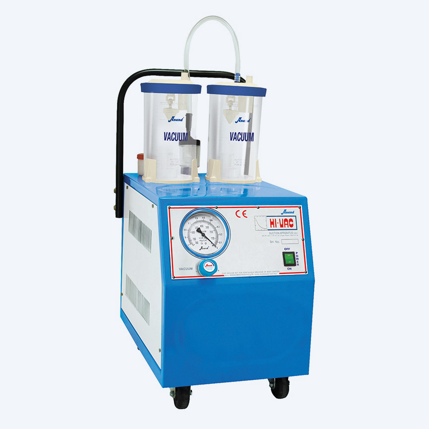 HI-Vac MS Suction Unit