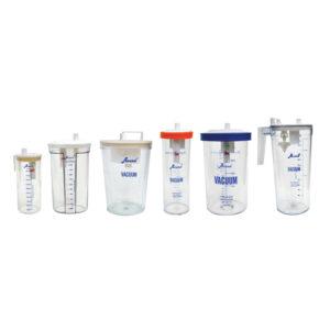 Suction Unit Jars
