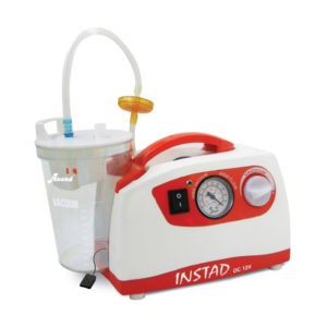 Instad DC Portable Suction Unit