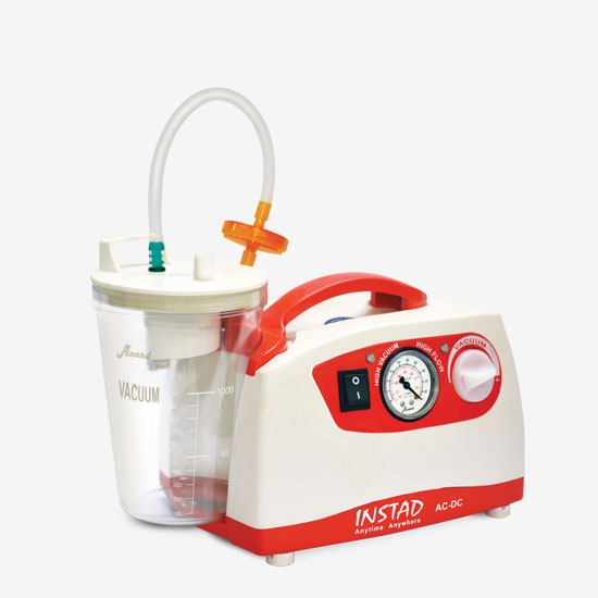 Battery Operated Suction Unit